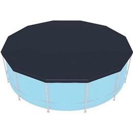 Capa Bestway PVC para Piscina Frame Pool Cover 6473 Litros