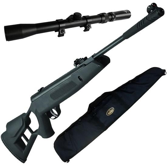 Carabina de Pressão Striker Edge 5.5mm com Luneta Scope 3-7x20 e Capa ESP125