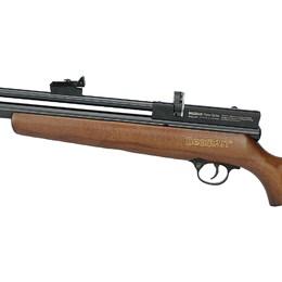 Carabina Pressão PCP 1338 Beeman 5,5mm 800 FPS Coronha em Madeira