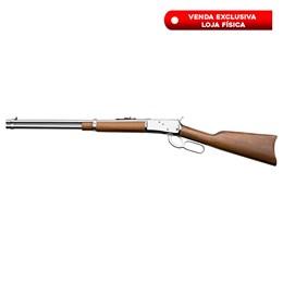 Carabina Puma Calibre 357 Mag Cano Redondo 20 Polegadas Inox
