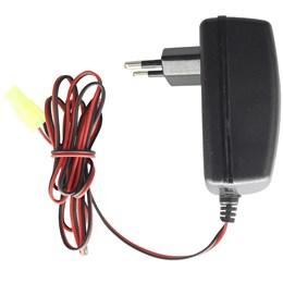 Carregador de Bateria para Airsoft Bivolt 25206763 9,6V NI-MH