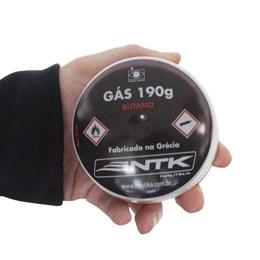 Cartucho de Gás 190G Nautika 280500 para Fogareiro