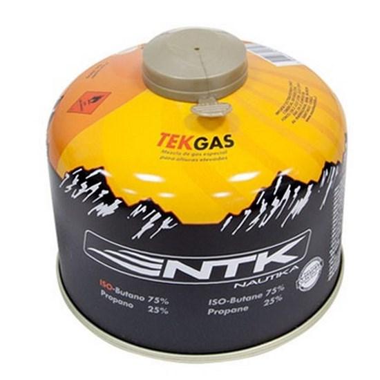 Cartucho de Gás 230g com Válvula de Segurança TEKGAS - Nautika 280600