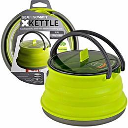 Chaleira Colapsável X-Kettle em Silicone para Atividades Outdoor - Sea to Summit 803202