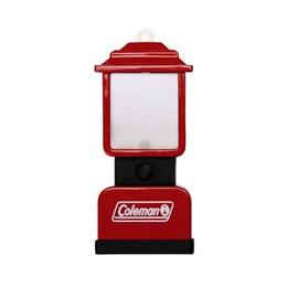 Chaveiro Abridor de Garrafas Coleman Lampião Vermelho com Led