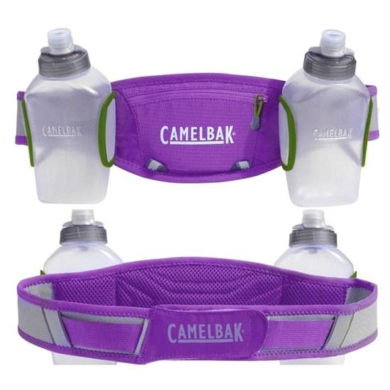 Cinto de Hidratação 2 Garrafas Arc 2 Lilás Tamanho M para Atividades Físicas - Camelbak 750206