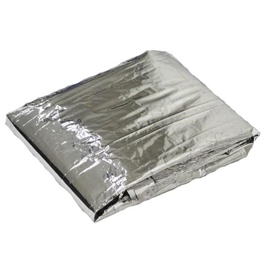 Cobertor Térmico de Emergência Coghlan's Aluminizado 2,10 x 1,32 M