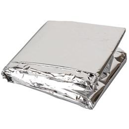 Cobertor Térmico de Emergência Poliéster Aluminizado - Coleman