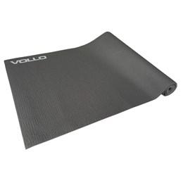 Colchonete Para Yoga 4 Mm com Alça Para Transporte Vollo VP1038