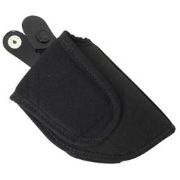 Coldre de Cintura Canhoto Cia Militar Mini Pistola em Nylon CM0013