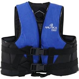 Colete Náutico para Esportes Aquáticos Coast até 10Kg Azul - Nautika