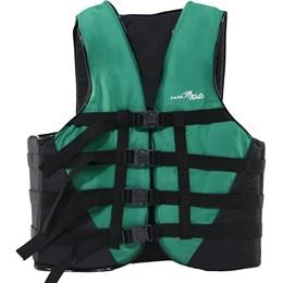 Colete Náutico para Esportes Aquáticos Coast até 110Kg Verde - Nautika