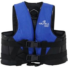 Colete Náutico para Esportes Aquáticos Coast até 40Kg Azul - Nautika