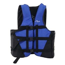 Colete Náutico para Esportes Aquáticos Coast até 50Kg Azul - Nautika