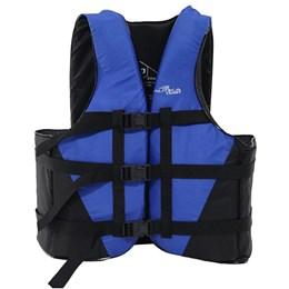 Colete Náutico Salva Vidas Flutuante Coast 90 KG - Nautika 463400