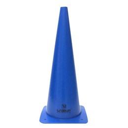 Cone para Treinamento de Agilidade 48cm Azul - LIVEUP LS3876/48