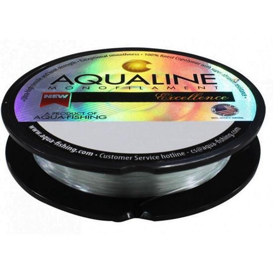 Conjunto de Linhas para Pesca Mono com 10 Carretéis Excellence 0,20mm/6,9Lb - Aquafishing