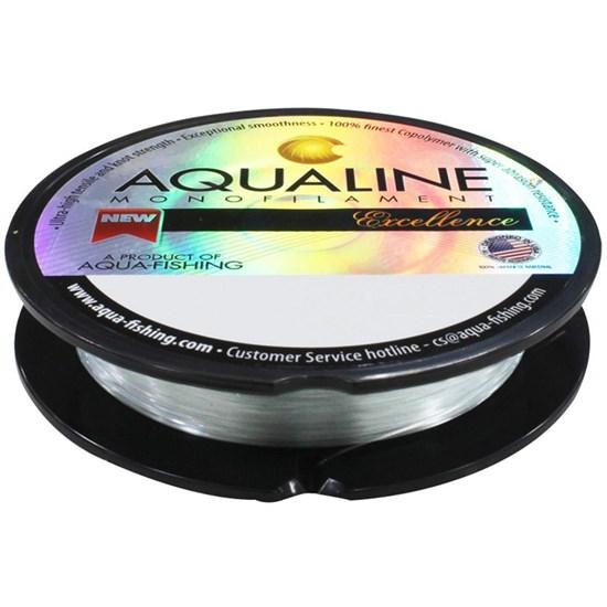 Conjunto de Linhas para Pesca Mono com 10 Carretéis Excellence 0,30mm/15,8Lb - Aquafishing