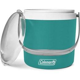 Cooler Caixa Térmica Coleman Circle 8,5L Verde até 12 Latas