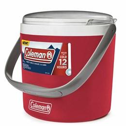 Cooler Térmico Coleman Circle 8,5L Vermelho até 12 Latas