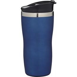 Copo em Aço Inox Mor Coffee to Go 450 Ml Azul
