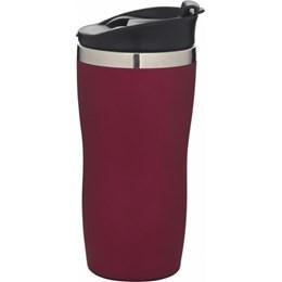 Copo em Aço Inox Mor Coffee to Go 450 Ml Vinho