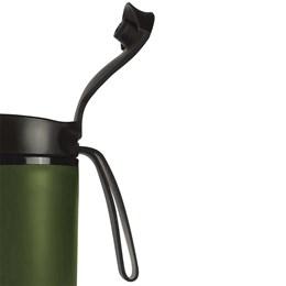 Copo Térmico Antiqueda em Aço Inox Verde 450 Ml Coffee to Go MOR