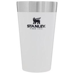 Copo Térmico de Cerveja Stanley 473 ml até 4 Horas Gelado Branco