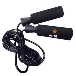 Corda de Pular ACTE T3 PRO com Rolamento 2,75 cm Exercícios Aeróbicos