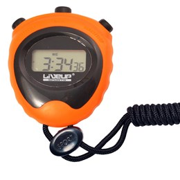 Cronômetro com Alarme, Marcador de Hora e Data - LIVEUP LS3193