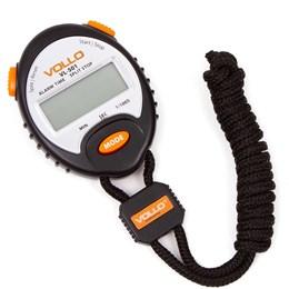 Cronômetro Profissional VOLLO VL-501 Com Alarme e Relógio