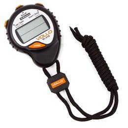 Cronômetro Profissional Vollo VL510 10 Memórias Alarme e Relógio
