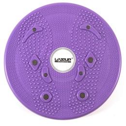 Disco de Equilibrio Liveup Magnetic Trimmer 25cm em Plástico