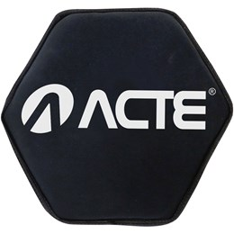 Disco de Peso Acte T196 Sand Bell 8 Kg em Neoprene para Crossfit