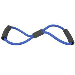 Elástico Extensor em Oito Tensão Forte ZStorm ZS170924 Azul