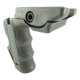 Empunhadura Frontal FMA TB-501 Magwell Grip 22mm Cinza