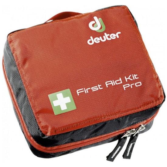 Estojo de Primeiros Socorros Deuter Dry Vazio Vermelho First Aid Kit Pro