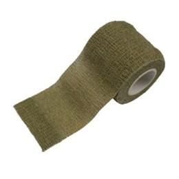 Fita Adesiva para Armas Camo Tape Tático Airsoft Verde Oliva Nautika