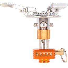 Fogareiro Compacto a Gás Spark com Sistema de Regulagem - AZTEQ