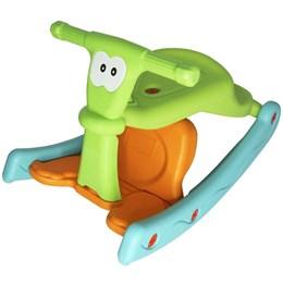 Gangorra Cadeira Infantil 2 em 1 Importway Balanço Peso Máximo 30kg