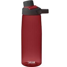 Garrafa Camelbak Chute Mag 750 ml Tritan Vermelha Tampa Magnética