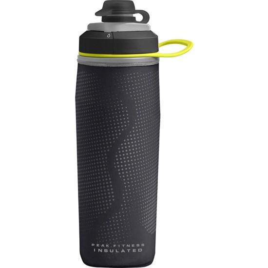Garrafa Camelbak Peak Fitness Chill 500 ml Insulated para Academia Preto
