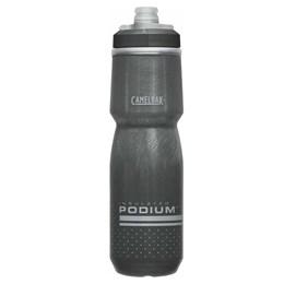 Garrafa CamelBak Podium Chill 710 ml Insulated para Ciclismo Preto