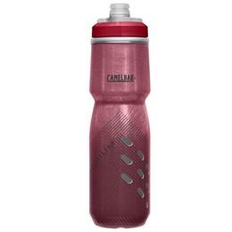 Garrafa CamelBak Podium Chill 710 ml Insulated para Ciclismo Roxa