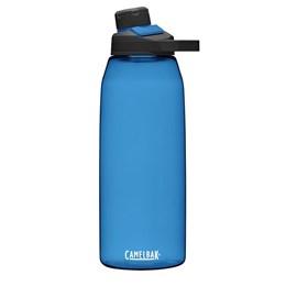 Garrafa Chute Mag 1,5 Litros Camelbak Tritan Livre Bico Ergonômico Azul