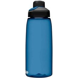 Garrafa Chute Mag 1 Litro Camelbak Tritan Livre Bico Ergonômico Azul