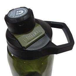 Garrafa Chute Mag 1 Litro Camelbak Tritan Livre Bico Ergonômico Verde