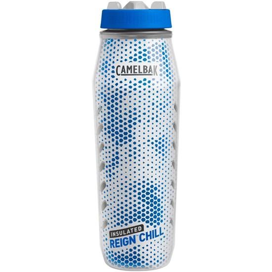 Garrafa Squeeze CamelBak Reign Chill 1 Litro Azul com Válvula Tripla