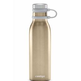 Garrafa Squeeze de Hidratação Térmica em Aço Inox Matterhorn 591ml Chardonnay