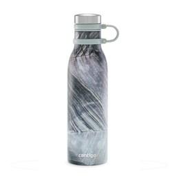 Garrafa Squeeze de Hidratação Térmica em Aço Inox Matterhorn 591ml Mussel